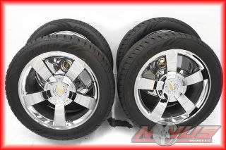 SS Super Sport Tahoe Silverado GMC Yukon Sierra Wheels Tires 20