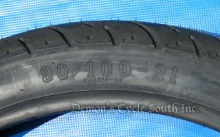 21 Front Tire Wheel Wheels Rim Rims Tires Fits Harley