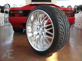 19 Mercedes AMG Style Wheels Tires C CLK SLK 350 500