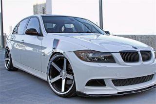 19 Stance SC 5IVE Wheels Black BMW 6 Series 645 650 M6 E63 E64