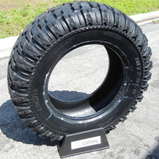 New LT37X13 50x20 37 Interco Super Swamper SS M16 Tires Chevy Ford