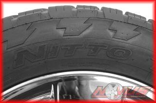 Silverado Tahoe LTZ GMC Yukon Sierra Chrome Wheels Tires 22 GM