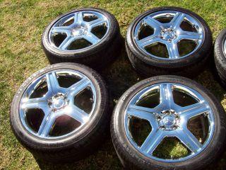 19 Mercedes AMG s CL Sport Wheels Tires S550 CL550 S600 S63 CL63