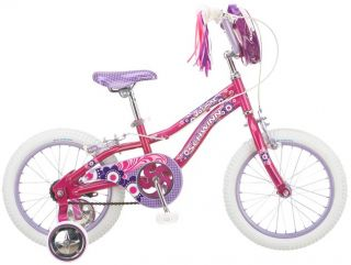 Schwinn 16 Jasmine Girls Sidewalk Kids Bicycle Bike
