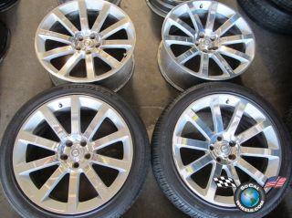 300 300C SRT8 Factory 20 (4)Wheels (2)Tires Rims OEM 2253 0529099IAC