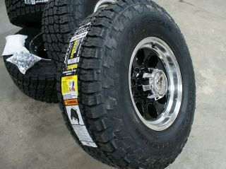 285 75 16 ion Chevy 2500 3500 Rims Nitto Terra Tires