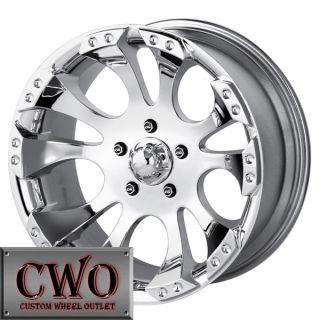 18 Chrome ion 160 Wheels Rims 5x4 75 5 Lug Camaro GTO s 10 Blazer