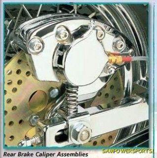 Front Rear Brake Caliper for Harley Shovel FX FLH 73 83