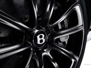 Bentley Continental Supersport Super Sports Wheels Tires