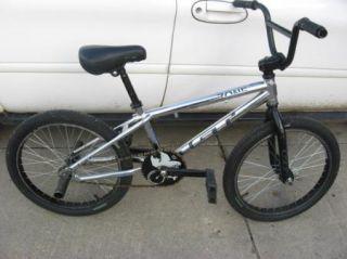 2006 GT Zone BMX Bicycle Bike Chrome