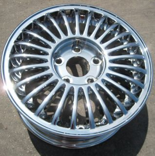 New 15 Factory Infiniti I30 Q45 I35 Chrome Wheels Rims No Caps