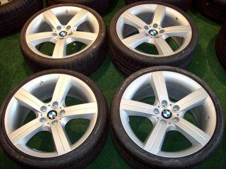 19 BMW Factory 199 OEM Wheels Tires E90 E91 E92 E93 325 328 330 335 3