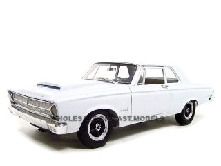 model of 1965 Plymouth Belvedere die cast model car by Highway 61