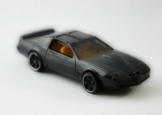 Hot Wheels 2012 Knight Rider Loose Premiere #17 KITT Super Hot Release