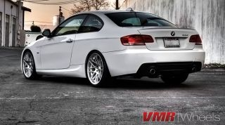 VMR 19 inch VB3 CSL Style Wheel Super Silver BMW 3 Series E90 E92 E93