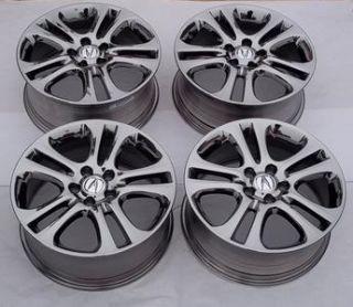 Honda Acura Enkei Chrome Wheel Set 18 5 Lug New
