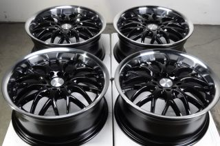 17 Wheels Rims 5 Lugs Neon SRT Stratus Sunfire Vibe Kia Soul Nissan