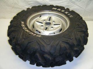 93 94 95 Yamaha Kodiak YFM400FW YFM400 YFM 400 FW Front Tire Rim Wheel