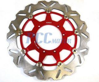 Honda CRF250 450 CR125 250 Front Brake Oversiz Supermoto Disc Rotor