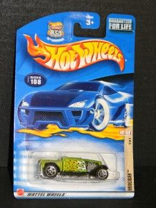 2002 Hot Wheels Hot Rod 2 4 Hooligan 108