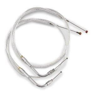 Barnett Platinum Series Idle Cable for Harley FLHRS Flhrsi Road King