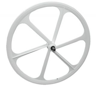Spoke Mag Front Wheel Rim 4 Fixed Gear Fixie Track