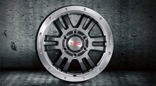 Toyota 4Runner TRD Gray Wheels 17 Set of 4 Wheels PTR45 35010