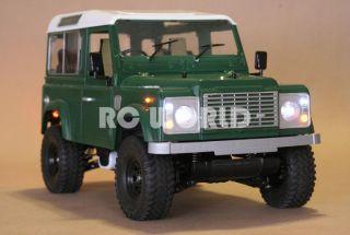 Tamiya 1 10 RC Land Rover Defender 90 RC4WD RTR New