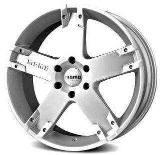 Momo Storm Wheels 22x9 5 Chrome 4 Rims Range Rover