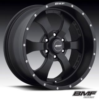 BMF Wheels 461SB 090613900 Novakane 6 Stealth 20x9 Bolt 6x5 5 Offset 0