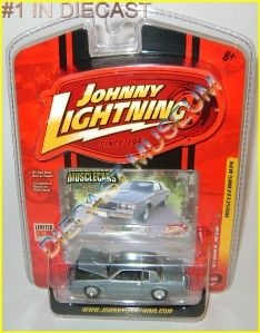 1987 87 Buick Regal Chrome Wheels Musclecars R14 Diecast Johnny