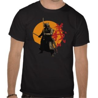 Samurai Warrior T shirt