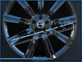 Marcellino 24 Stomer II Rims Tires Wheels Range Rover Sport Full Size