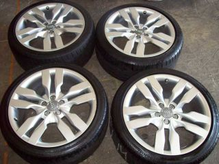 19 Audi A6 S6 Factory Wheels Tires A8 A8L S8 VW Phaeton 3 2