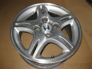 96 97 98 99 00 Honda Civic Wheel Rim Stock Factory 14 5 Spoke