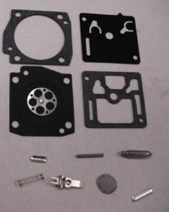 Zama RB 122 Genuine Carburetor Rebuild Kit