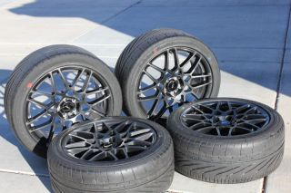2013 Shelby Mustang GT500 SVTPP Wheels and Tires   Ultra Low Mile