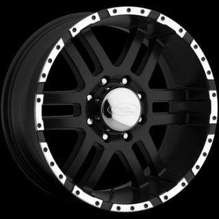 18x8 5 Black Wheel American Eagle 79 8x180