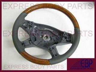 Mercedes Benz Seering Wheel ml W164 ML350 ML500 Gray Grey Leah Ligh