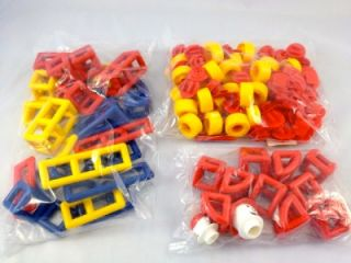 Mobilo Value Pack 118 PC Construction Set Pieces Educational Building