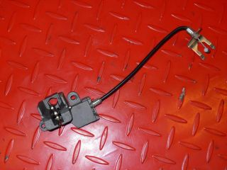 50cc Chinese Scooter Seat Latch and Cable GY6 QMB139 Moped Motion
