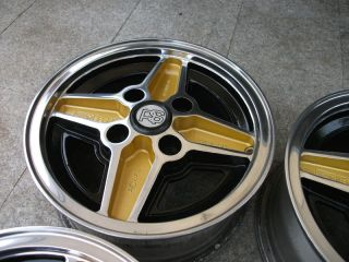 Ford RS Alloy Wheels Alufelgen 4x108 6x13 Fiesta Escort Capri RS2000
