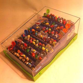 Pixar Disney Marvel RARE Squinkies 105 Piece SEALED Store Display from