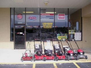 Used Honda HRC216K2HXA Commercial Lawn Mower