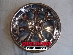 22x9 5 5x135 5x139 7 5 135 5 139 7 Chrome Torch 2 Wheels Rims