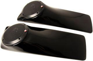 Rockford Harley Davidson Saddle Lid Speaker Pods System