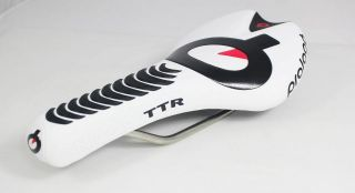 Prologo Nago EVO TTR TI 1 4 Saddle Road Time Trail 245G White with