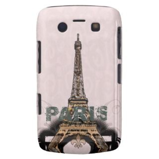 Paris Abstract Blackberry B Case Blackberry Bold Case