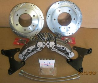Datsun 320 520 521 620 Pick Up Truck 63 79 New Rear Disc Brake