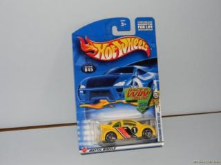Mattel Hot Wheels Volkswagen VW Beetles Bugs 3 Count One Golf 1 Yellow